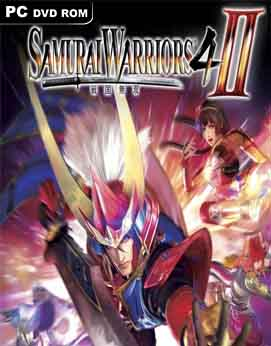 русификатор для samurai warriors 4 ii